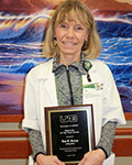 Ann B. George Honored as OB/GYN's 2015 Employee of the Year