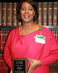 Department of Obstetrics and Gynecology Employee of the Month: MARCH 2016