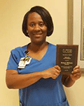 Department of Obstetrics and Gynecology Employee of the Month: JULY 2016