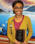 Department of Obstetrics and Gynecology Employee of the Month: OCTOBER 2015