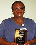 Department of Obstetrics and Gynecology Employee of the Month: JULY 2014
