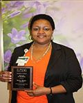Department of Obstetrics and Gynecology Employee of the Month: NOVEMBER 2014