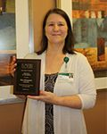 Department of Obstetrics and Gynecology Employee of the Month: SEPTEMBER 2015