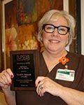 Department of Obstetrics and Gynecology Employee of the Month: DECEMBER 2014