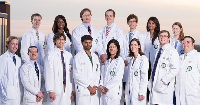 UAB Ophthalmology residents