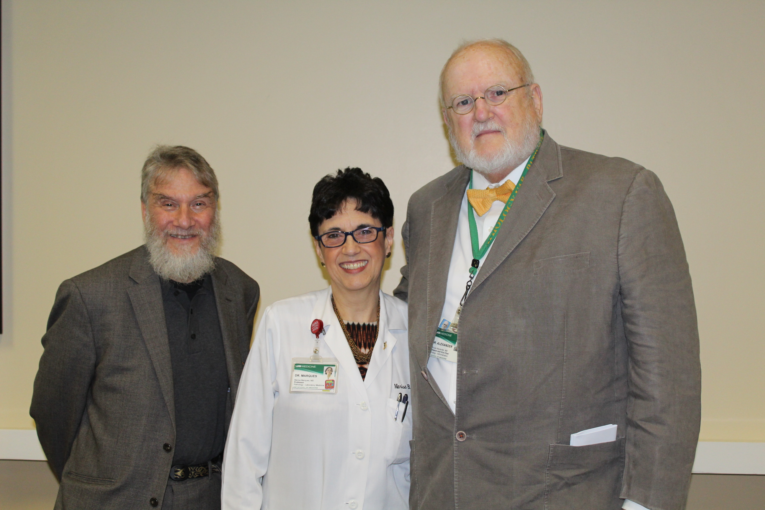 UAB - School of Medicine - Pathology - Alexander Lecture Features