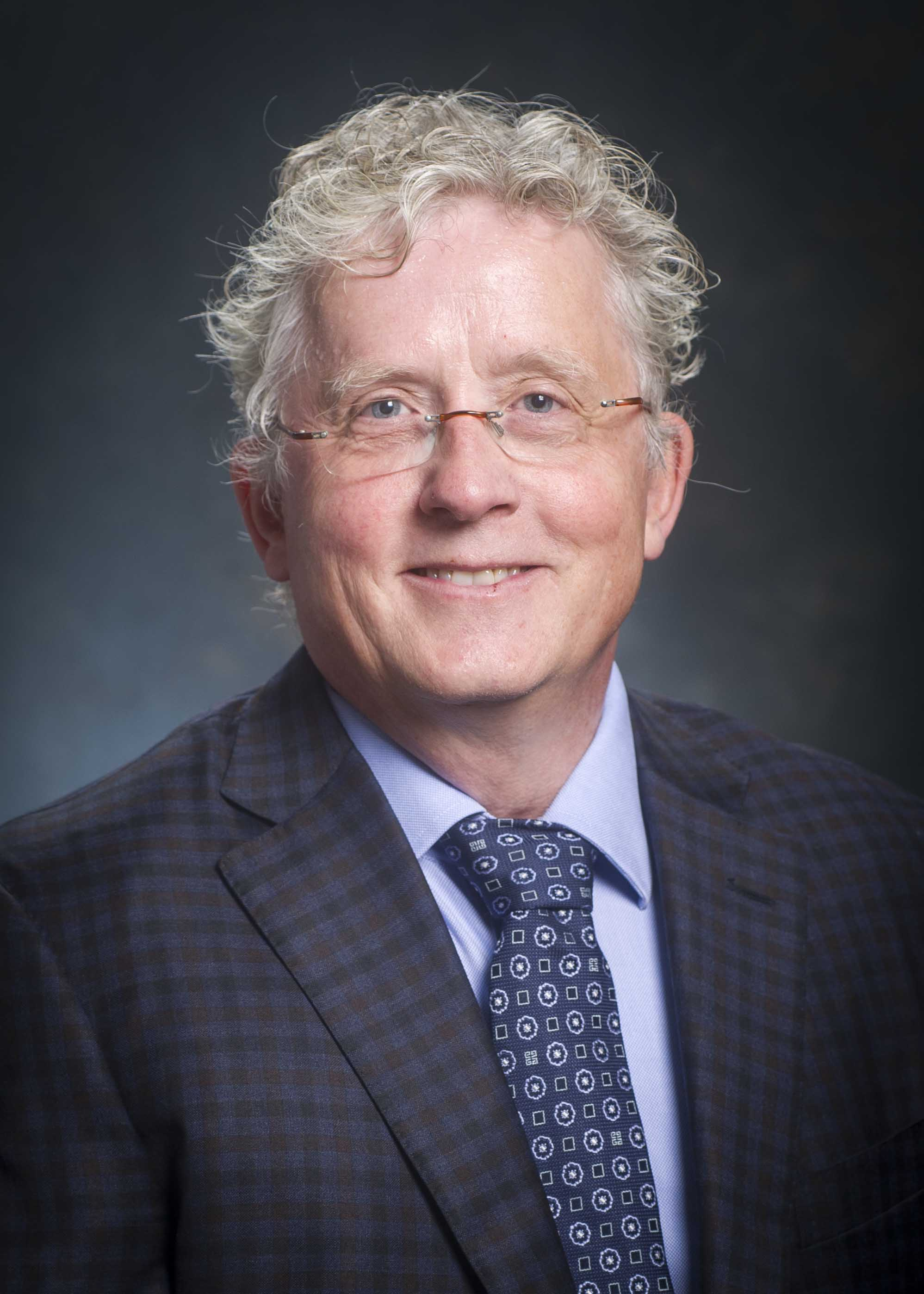 Head shot of Dr. John Chatham, PhD (Professor/Director, Molecular and Cellular Pathology), 2018.