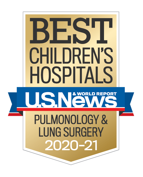 Best Childrens Hospitals Pulmonology and Lung Surgery