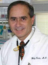 1991- Wally Carlo Becomes Division Director for Neonatology