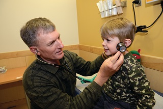 2007- Pediatric Rheumatology Clinic Opens at Children's Hospital