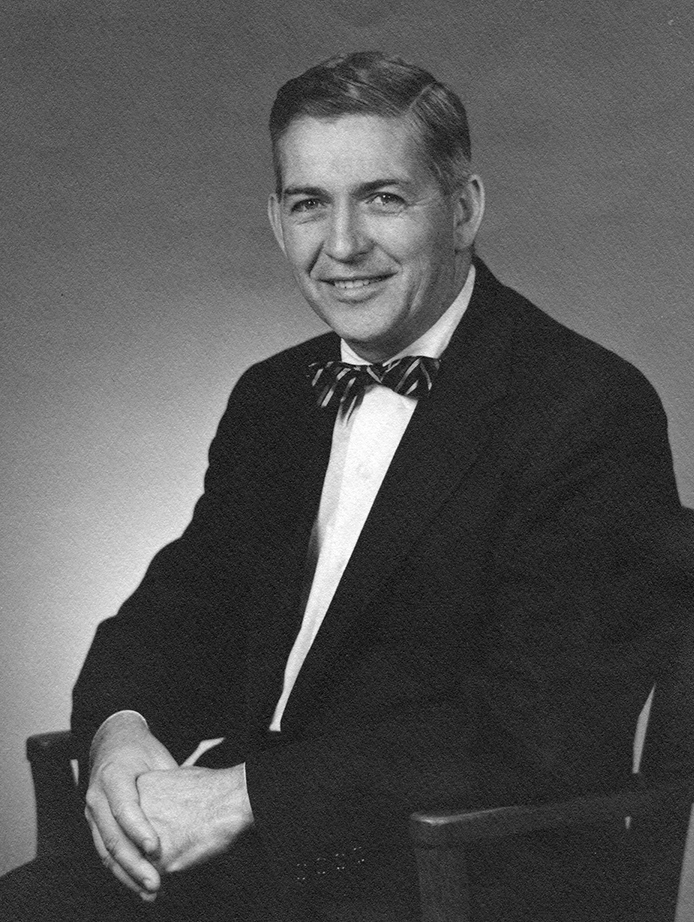 1948- Joseph F. Volker Becomes Dean of the Dental School