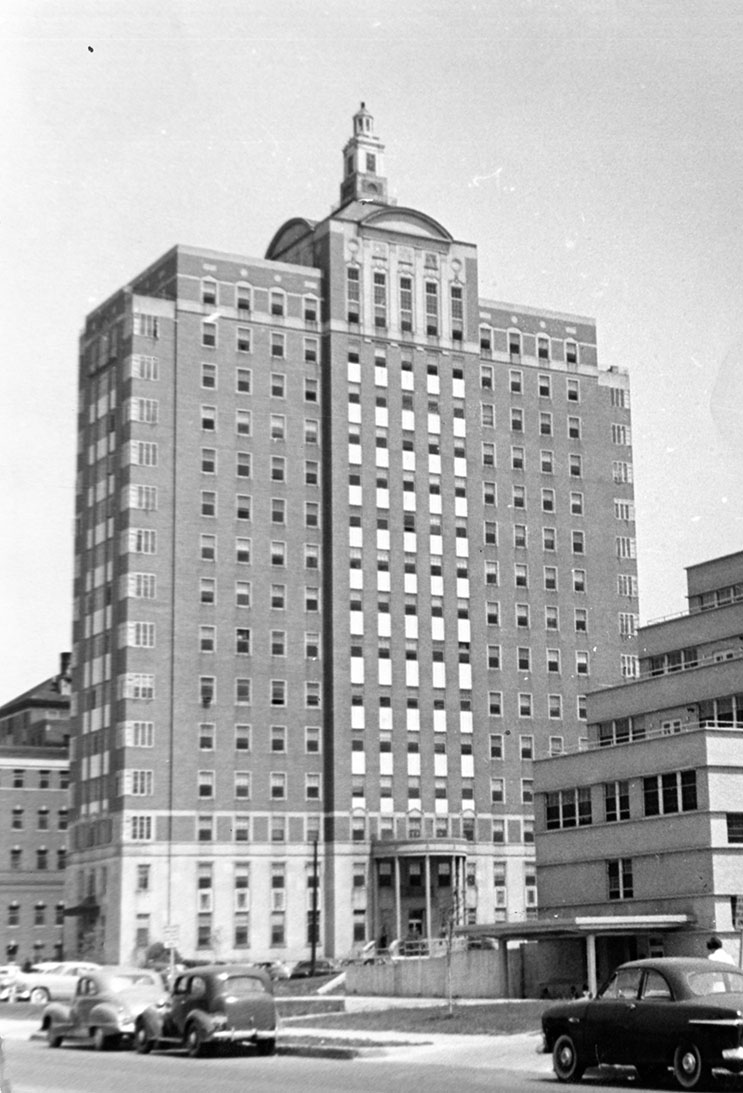 Mid-1930s- Birmingham's Expansion Leads to the Building of Jefferson Hospital