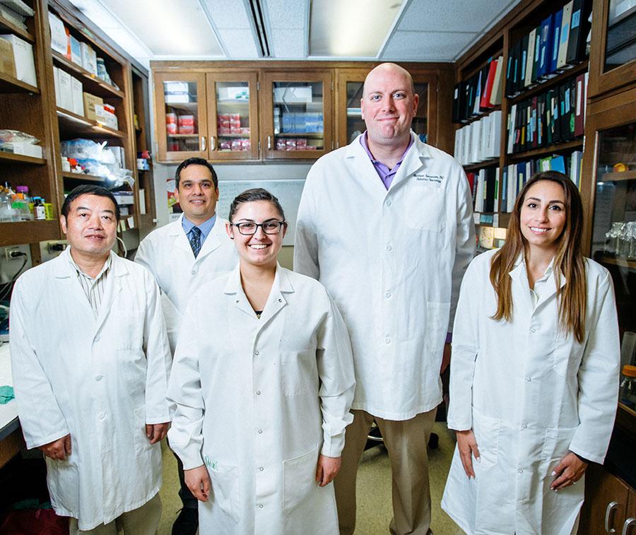 UAB - School of Medicine - Pediatrics - Lab Personnel