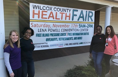 wilcox county health fair