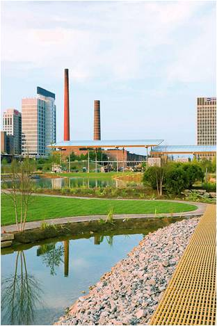 Railroad Park - Click photo for link