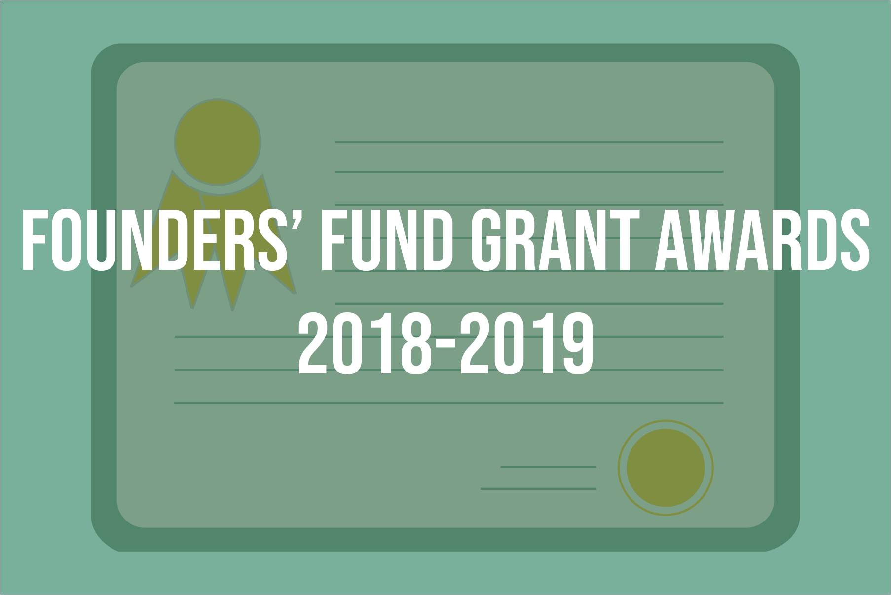 FOUNDERS FUND AWARDLOGO