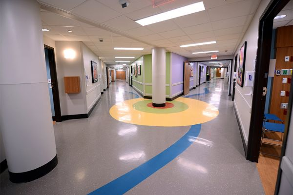 Children's of Alabama Inpatient Units