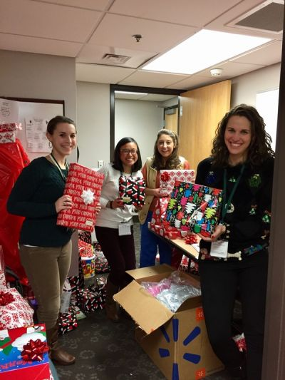 Primary Care Clinic Holiday Collection