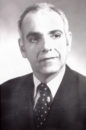 1966- Paul A. Palmisano Joined the Faculty