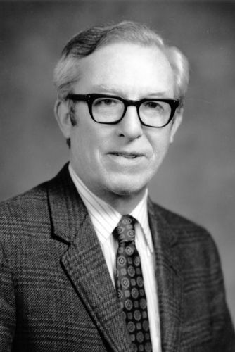 1966- William A. Daniel Joined the Faculty