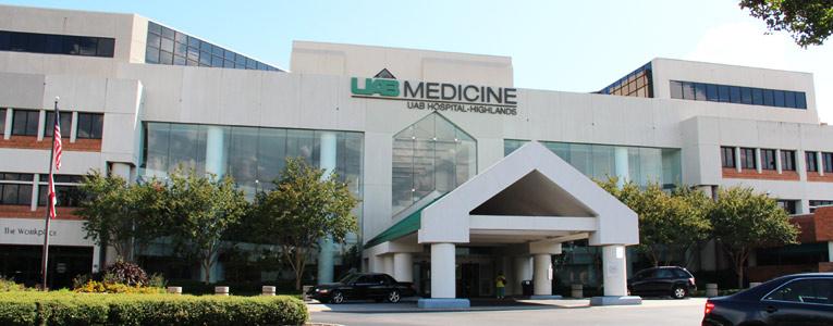 Uab Highlands Hospital Emergency Room