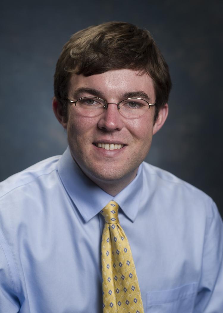 Dr. Taylor Preston named Program Director of the Psychiatry Residency Program