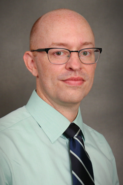 Justin Thomas, Ph.D. Joins Psychiatry Department