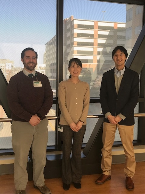 Three New Research Faculty Join Department of Psychiatry