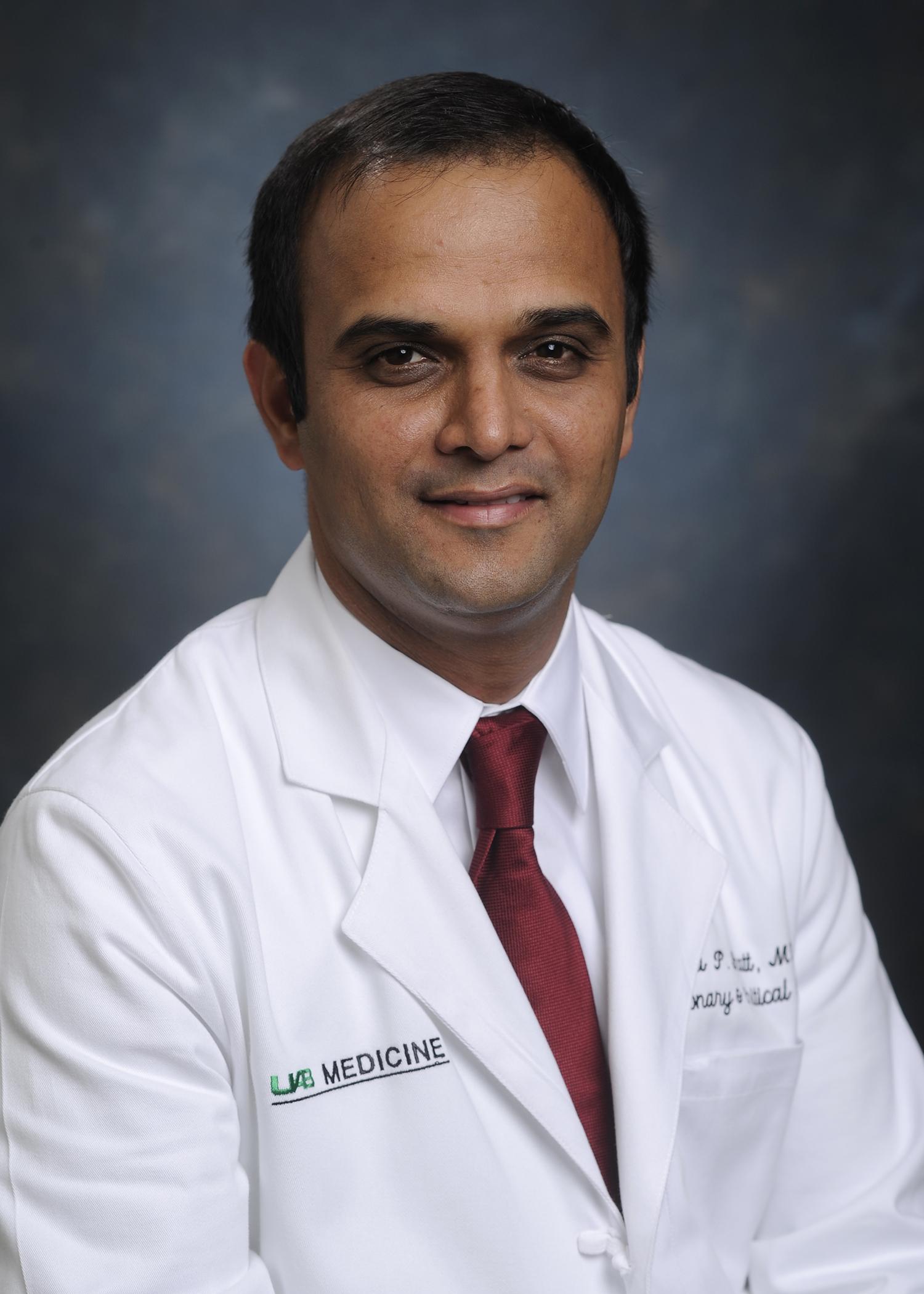 division of pulmonary allergy critical care medicine suryabhatt