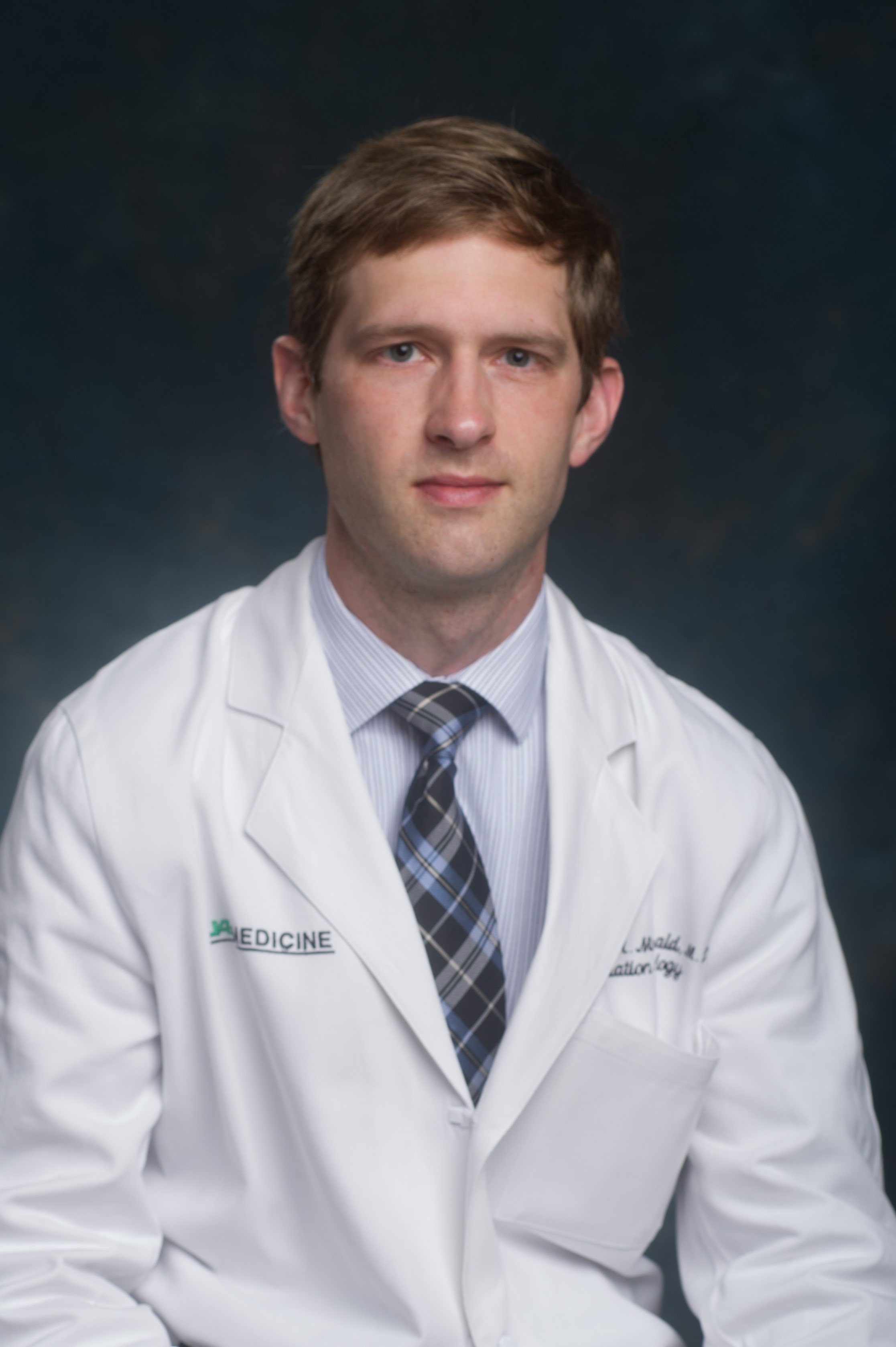 Andrew McDonald uab radiation oncology