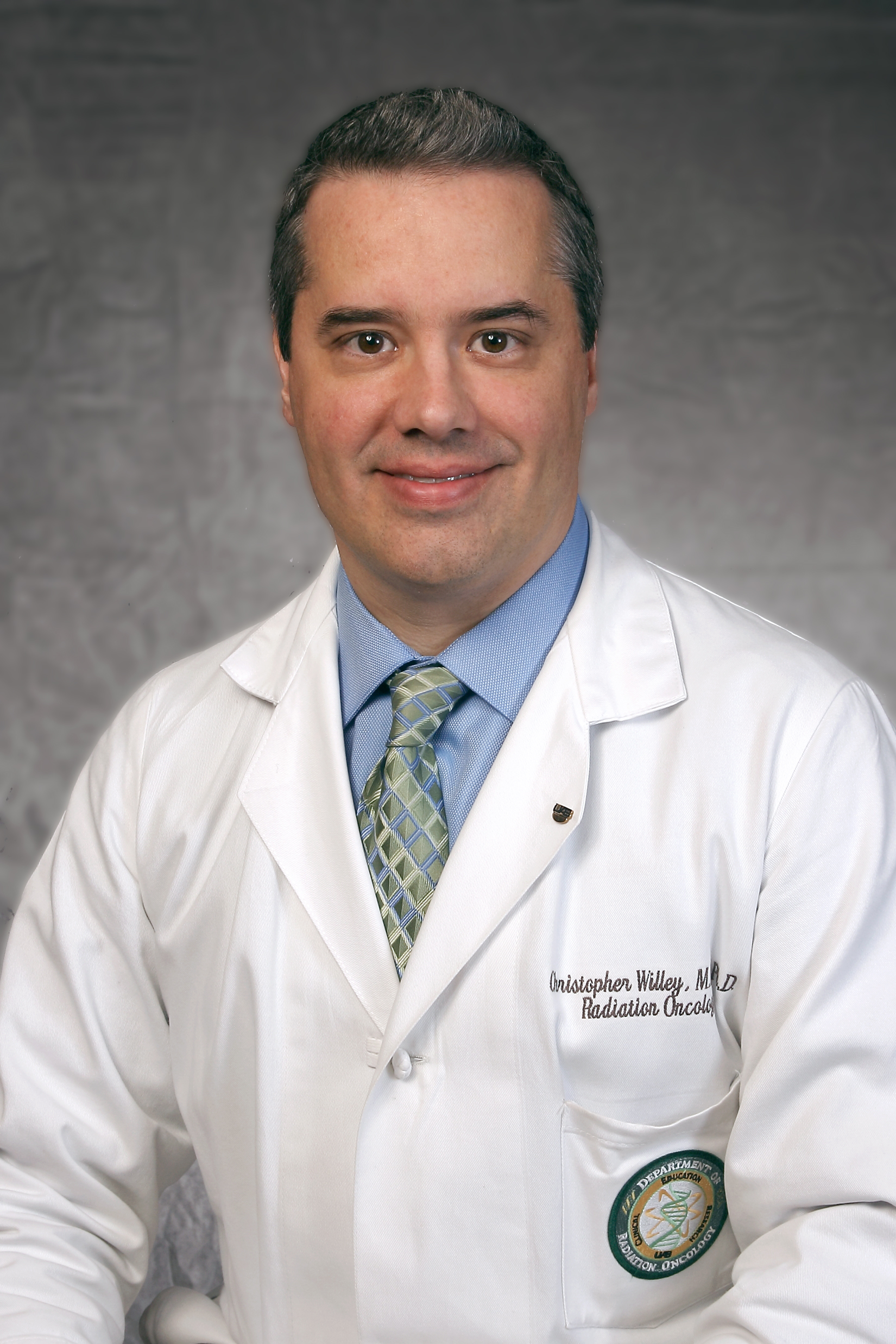 Christopher Willey uab radiation oncology