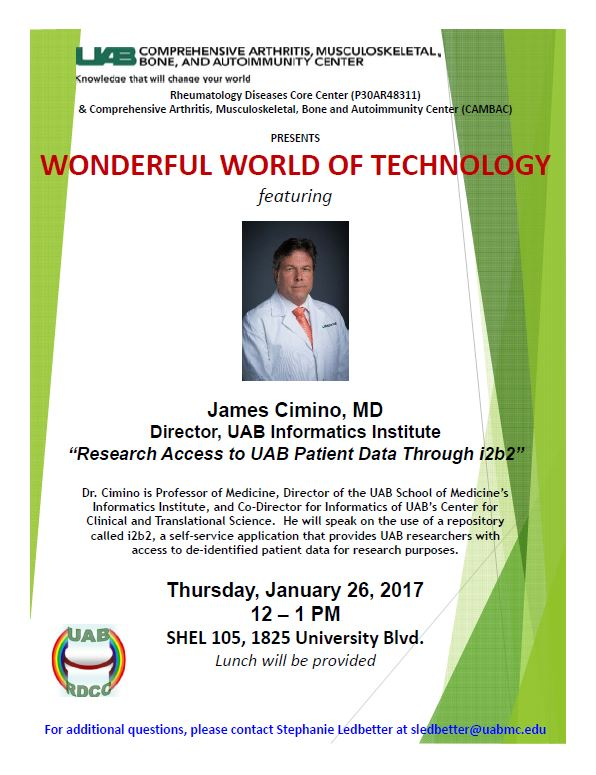 Cimino Wonderful World of technology 01262017