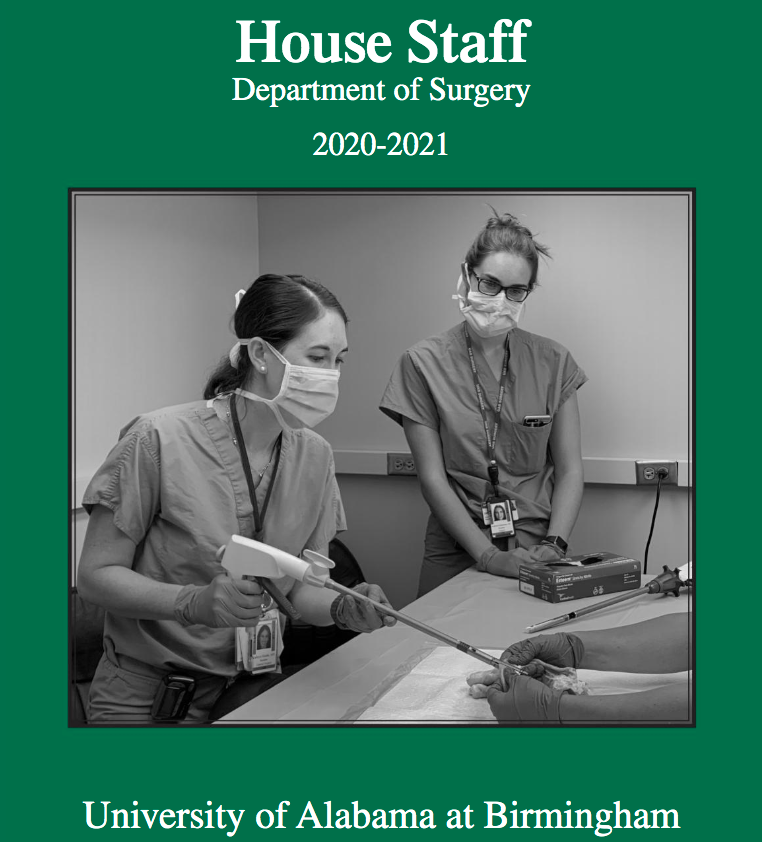 House Staff Booklet