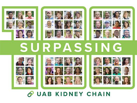 100 kidney