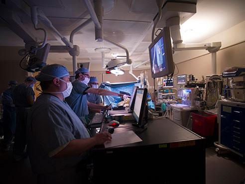 DBS surgery 2