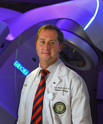 UAB - News - New radiation therapy shows promise for