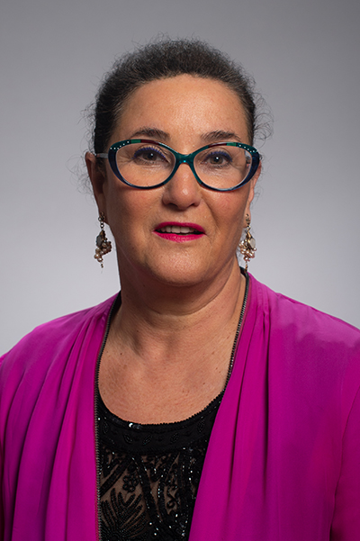 Headshot of Dr. Ronit Elk, PhD (Professor, Gerontology/Geriatrics/Palliative Care), 2019.