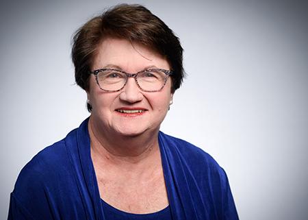 Headshot of Virginia Howard, PhD