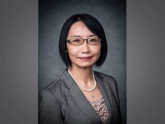 Yabing Chen, Ph.D., is the first researcher at the Birmingham VA to receive this highest honor for a non-physician scientist.