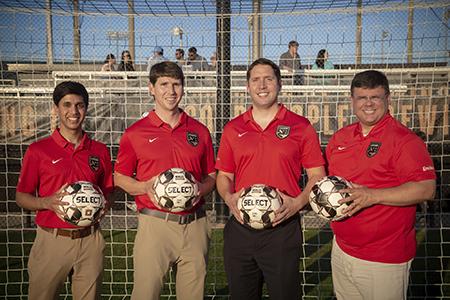 UAB - News - UAB physicians keep Birmingham Legion FC in the
