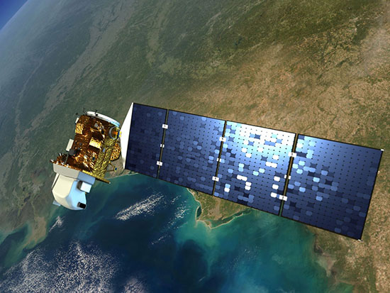 UAB - News - Mine craft: Using satellites to find precious metals on
