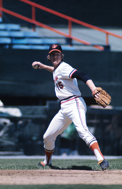 Frank Baker, Courtesy of The Baltimore Orioles