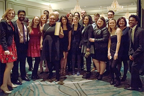 Uab Students Win Gold Silver And Best Of Show At 2016 Birmingham American Advertising Awards News Uab