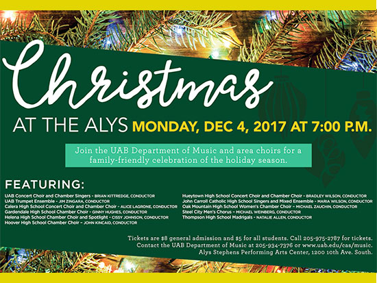 christmas at alys 2017