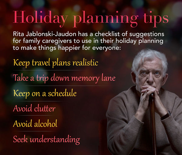 dementia holiday graphic