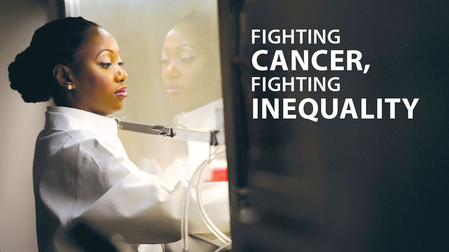 fight cancer inequality