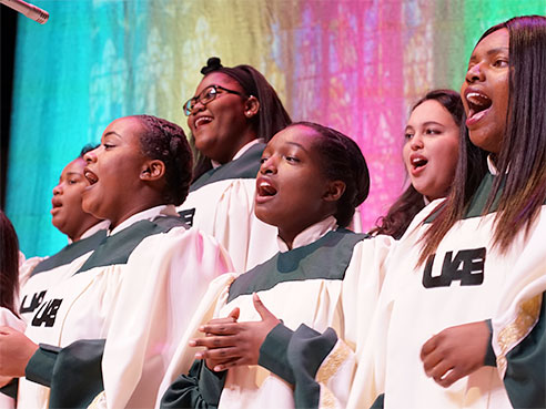 gospel choir 2017 2