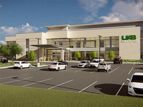 UAB - News - UAB closes on Hoover property for new medical office ...