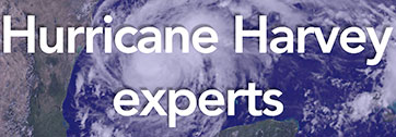 hurrican harvey experts