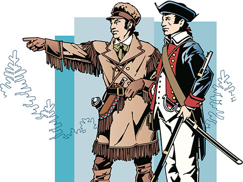 uab news explorers and eye doctors uab lecture looks at lewis rh uab edu lewis and clark free clipart Lewis and Clark Drawings